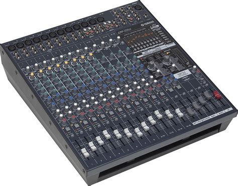 1 Unit Mixer Yamaha yamaha emx5016cf powered mixer 2x500 watts new