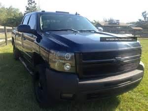 2007 chevy silverado 2500 4x4 duramax diesel fully loaded