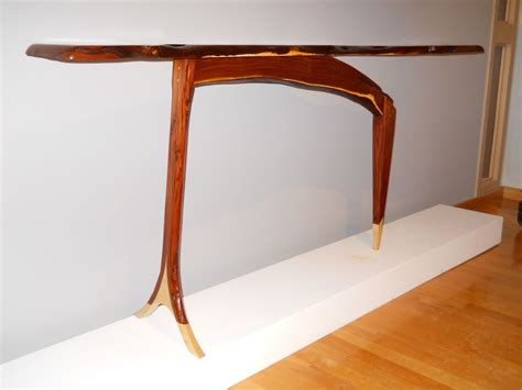 custom made sofa table by enoch choi design construction - Custom Made Sofa Tables