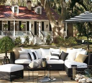 Black And White Patio Furniture by The Good Stuff Black Amp White Stripes
