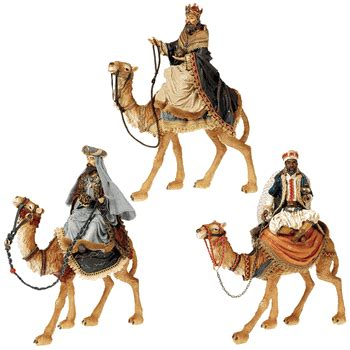 Camel Set 3 wise on camel figurines 3 pc set 16 1 2 inches by