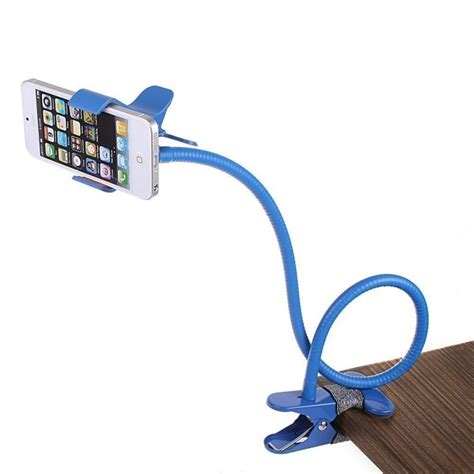 universal lazy phone mobile stand holder for bed desk table car color may vary