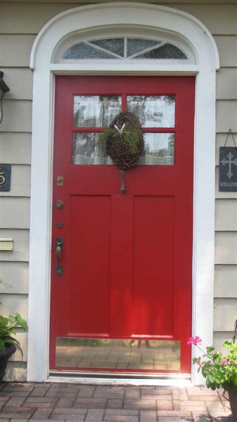 red door paint a painted haven art blog