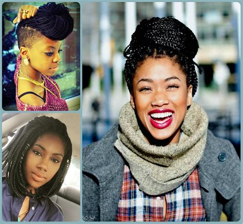 back to school hairstyles with box braids braided hairstyles hairstyles 2015 2016 hair colors