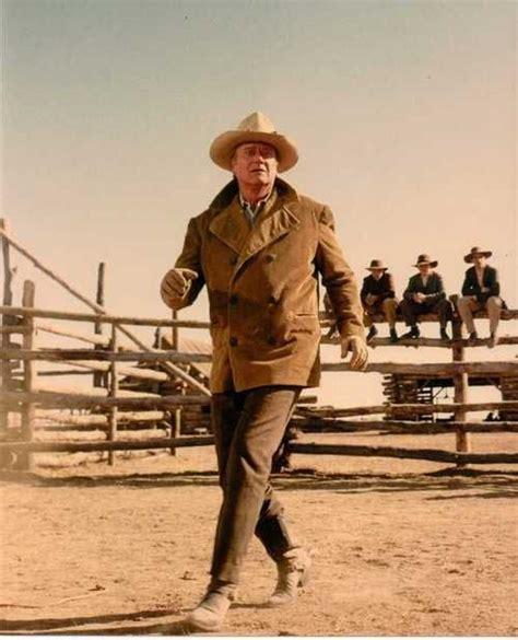 film cowboy john wayne john wayne in the cowboys 1972 john wayne pinterest