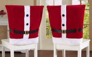 santa suit holiday dining chair covers red santa suit holiday dining chair coversjpg