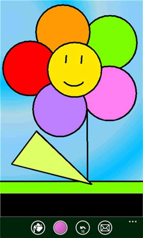 Shush The Kids With Shapes Coloring Book 171 Windows Appstorm
