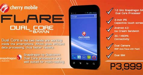 themes for android cherry mobile flare cherry mobile flare android phone specs price and