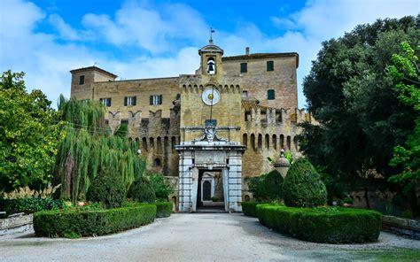 www delle marche un tour attraverso i castelli delle marche