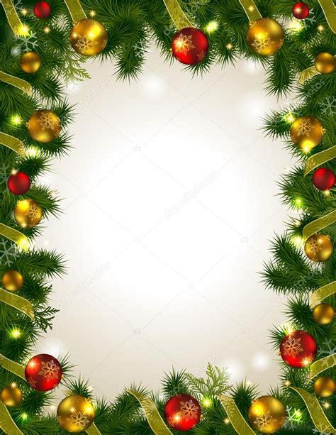 cornice natalizie cornice di natale