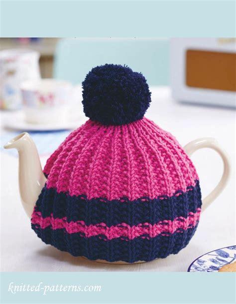 Teapot Cozy Knitting Pattern