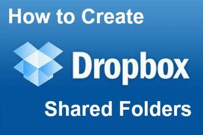 Dropbox Shared Folder | how to create a shared dropbox folder in 3 easy steps
