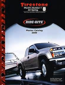 Car And Truck Accessories Catalog Firestone Industrial Products 2009 Catalog Available