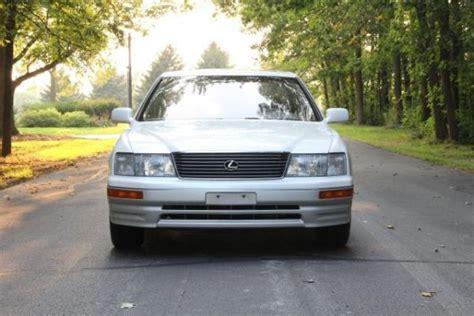 lexus ls400 1997 craigslist clean 1997 lexus ls400 hooniverse