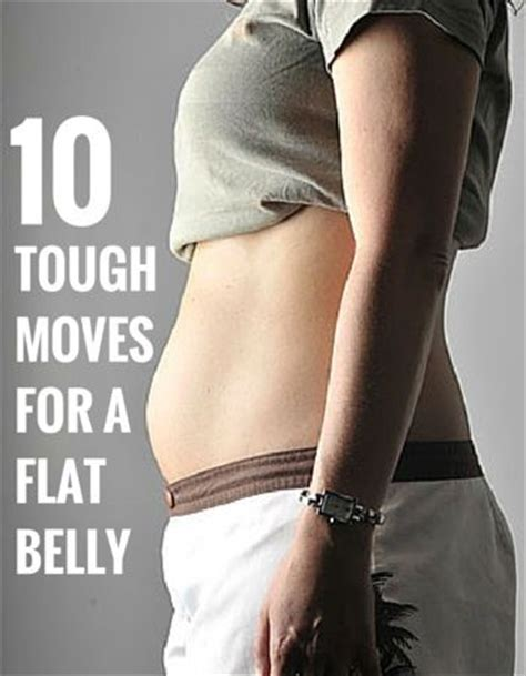 Tough It Out Or Adjust Your Workout by 10 Tough For A Flat Belly Health Exercise
