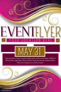 templates for event flyers event flyer template postermywall