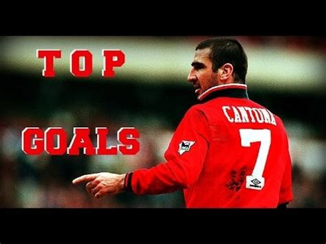 the king cantona top 7 goals manchester united