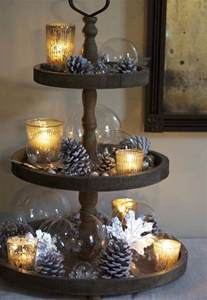 Candle Display 30 Rustic Decoration Ideas The Xerxes