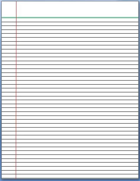 ruled paper word template 290 best images about just lines writing paper on