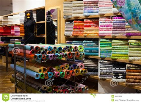 upholstery shop for sale interior of fabric shop stock photo image 48693925