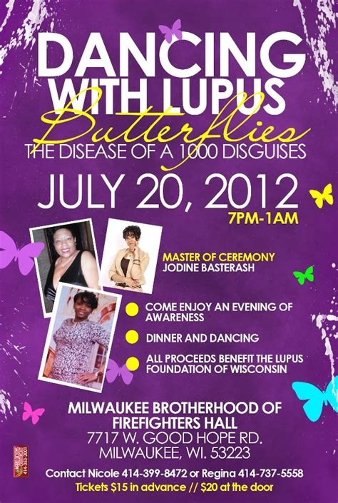 Sle Promotional Flyers sle school flyers for events image gallery lupus flyers