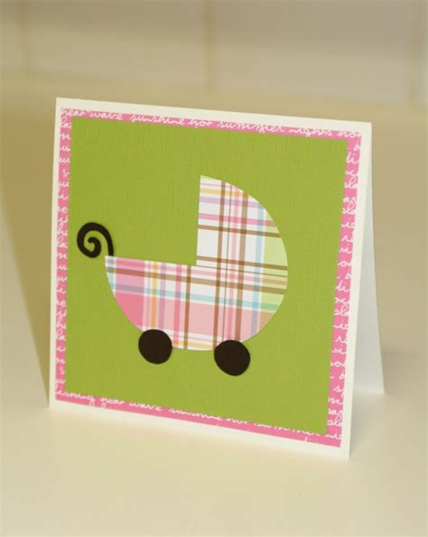 Make A Baby Shower Card by Diy Baby Shower Card Thelotteryhouse