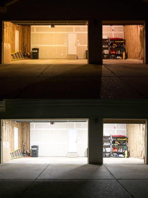 best led shop light for the 50w led shop light garage light 4 5 500 lumens