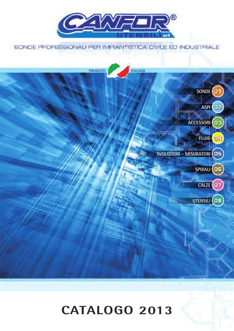 porto franco con addebito catalogo 2013 by canfor issuu