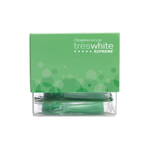 opalescence treswhite supreme opalescence treswhite supreme teeth whitening mini kit