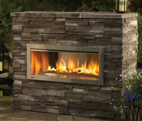 glass outdoor fireplace outdoor fireplaces
