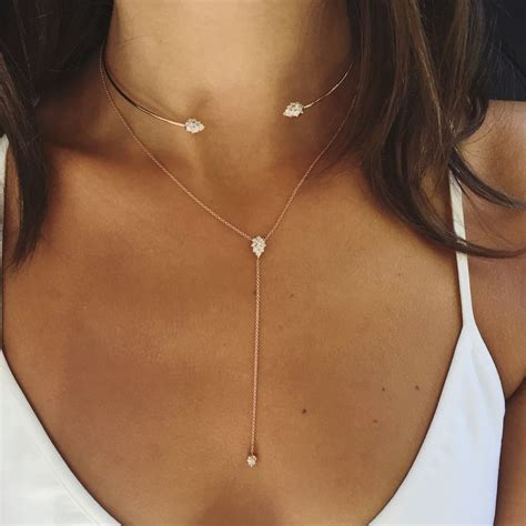 17 best ideas about drop necklace on small