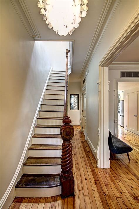 brownstone interior brownstone interior hallways storage pinterest