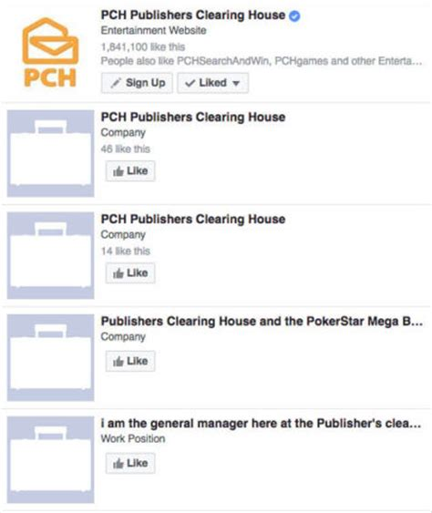 Pch Facebook Page - will pch contact me via social media if i win a prize pch blog