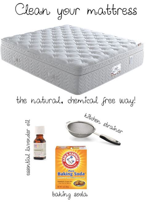 mattress time how to clean your mattress the way