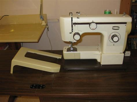 used sewing machine cabinets vintage viking eaton sewing machine in cabinet with stool