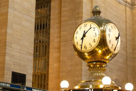 grand central terminal clock  stock photo public domain pictures