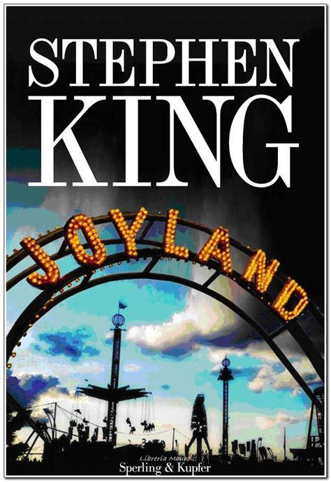 libro joyland book review joyland by stephen king booknookreading by marlida
