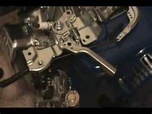 honda clone throttle setup youtube