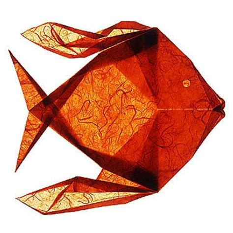 Origami Fishes - origami fish origami