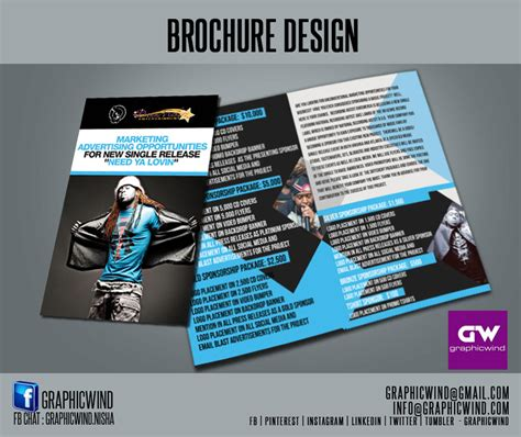 leaflet design charges graphicwind creative designs