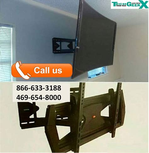 tv mounting security computer repair in irving