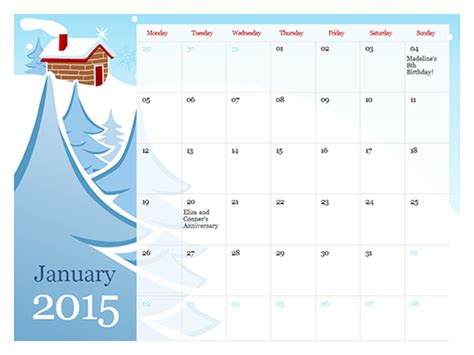 microsoft word 2015 monthly calendar template microsoft office calendar templates 2015 printable