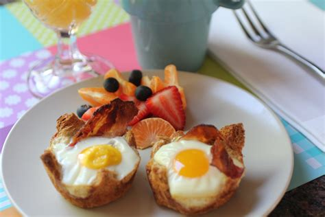recipe for a simple breakfast toni spilsbury