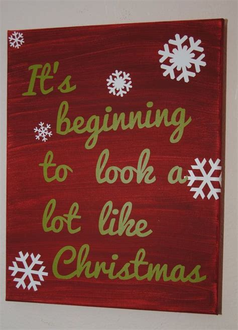 christmas signs christmas wall art it s beginning to