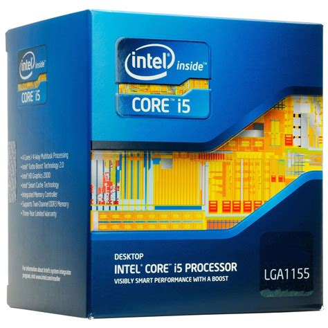 Intel I5 3450 3 1 Ghz hardware processors intel processors cpus intel