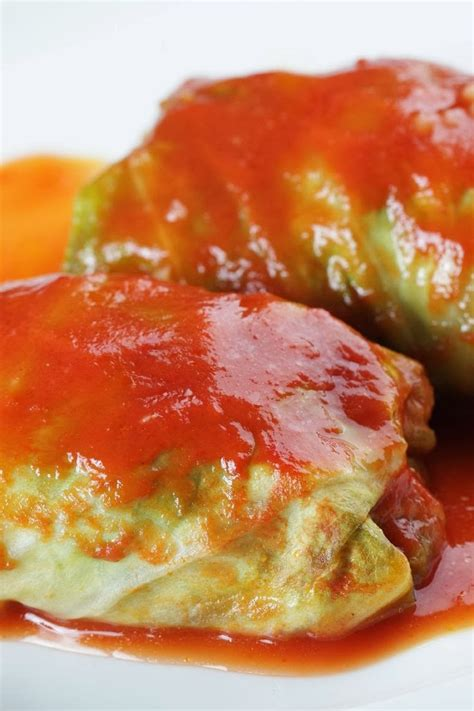 stuffed cabbage rolls boy meets bowl