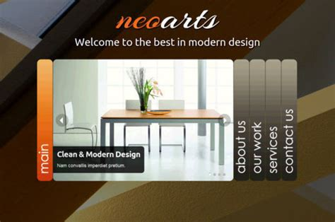 Collection Of 51 Free Html5 And Css3 Templates Html5 Animated Website Templates