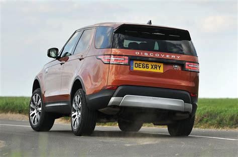 discovery land rover back land rover discovery review 2018 autocar