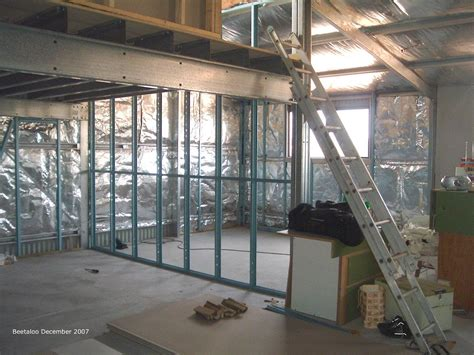 Lining A Shed With Plywood by View Topic Lining And Insulating A Shed Home Renovation Building Forum