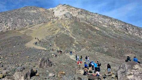 rekomendasi film pendaki gunung ini dia batas aman pendakian gunung merapi hai grid id